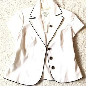 White House Black Market Blazer NWT